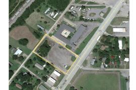 PAD SITE - FOR SALE