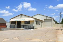 8320 S Pennsylvania office building for sale with industrial space Oklahoma City, OK exterior photo