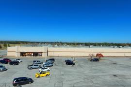 Former Walmart retail For Sale 2300 E Kenosha, Broken Arrow, OK - exterior photo