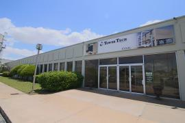 Industrial Space for sale for lease 5400 Nw 5th Oklahoma City Exterior