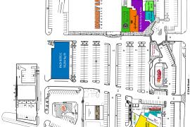 Shoppes on Broadway pad site for sale Edmond, OK site plan