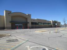 Former Wal-Mart  NW 23rd St & MacArthur retail for lease Oklahoma City, Ok exterior photo