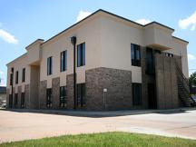 7210 N Classen office space for lease exterior