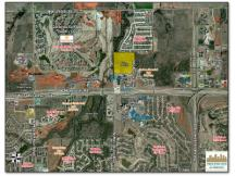 Lease or Build to Suit - Memorial and Meridian Land - 40 Acres aerial