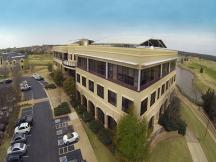 4801 Gaillardia office space for lease exterior