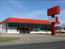 Free-Standing retail building for lease in Midwest City exterior photo