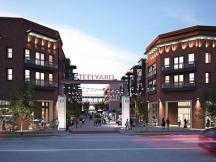 The Steelyard retail space for lease in Oklahoma City, OK rendering