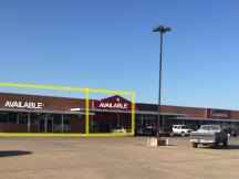 Sledge Shopping Center - retail space for lease exterior photo