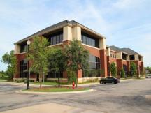 Fisher Hall office space for lease exterior 1