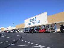 Town & Country retail space for lease Midwest City, OK exterior photo