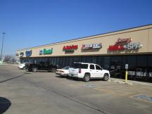 El Reno Shopping Center retail space for lease exterior building photo