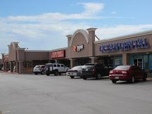 Cornerstone Plaza retail space for lease in Oklahoma City, OK exterior photo