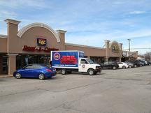 Cornerstone Plaza retail space for lease in Oklahoma City, OK  exterior photo2