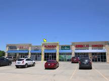 Legacy Center retail space for lease Midwest City, Ok exterior photo