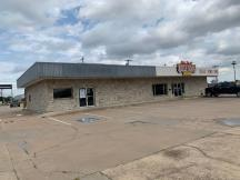 Two Tenant Retail Building retail space for lease Durant Ok, exterior photo