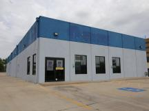 NW 63rd & Meridian Retail building for sublease Oklahoma City, Ok exterior photo