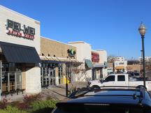 Shoppes at Edmond University retail space for lease Edmond, OK exterior photo