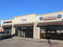 Lake Aire Plaza retail space for lease exterior photo