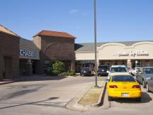 The Shoppes at North Pointe retail space for lease Oklahoma City, OK exterior photo