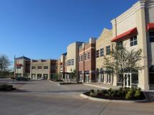 Shoppes at Quail Springs retail space for lease exterior photo
