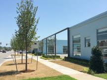 Make Ready 1& 2 office/retail space for lease Oklahoma City, Ok exterior photo entrance