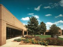 One Corporate Plaza office space for lease exterior