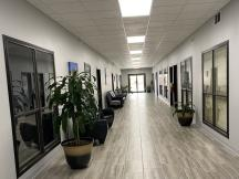 1601 Greenbriar Place office space for lease, Oklahoma City, Ok shared hallway photo