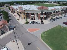 Shoppes on Broadway Office Space for lease aerial