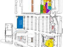 Shoppes on Broadway pad site for lease Edmond, Ok site plan