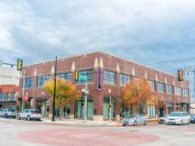 Pontiac Building retail/office space for lease in Oklahoma City, OK exterior photo
