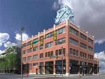 The Buick Building - Sublease exterior