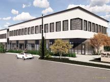 525 NW 11th Street, Oklahoma City, Ok retail / office space for Lease rendering