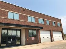 Auto Alley Executive Suites office space for lease exterior photo