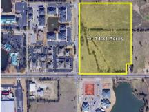E. Britton Road and Kelley - 14.81 Acres for Sale - aerial