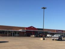 Sledge Shopping Center retail property for Sale exterior Duncan, OK photo