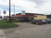 635 S 32nd St-Muskogee - freestanding restaurant for sale in Muskogee, OK exterior photo