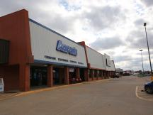 McAlester Venture Strip Center Retail Investment For Sale Aaron's Oklahoma