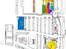 Shoppes on Broadway pad site for sale site plan
