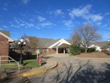 Former Specialty Hospital - for sale - exterior photo